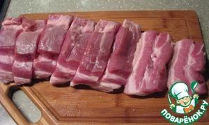 Свинина в соусе Хой Шин фото