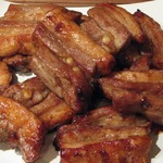 Свинина в соусе Хой Шин