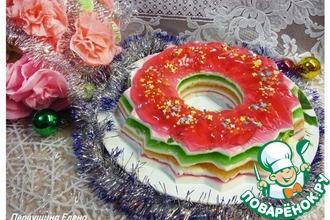 Рецепт: Десерт Для матушки Зимы!