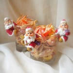 Салат для Деда Мороза