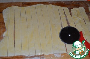 Шпроты в конусе – кулинарный рецепт