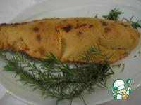 Форель, запеченная в соленой шубке ингредиенты