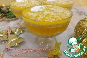 Рецепт: Десерт Предвкушение праздника