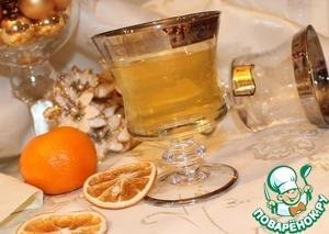 Tangerine tincture