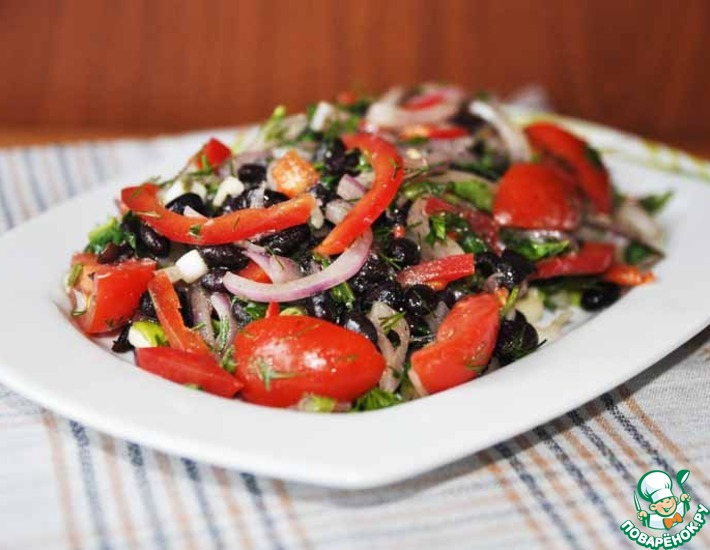 салат тернеро мехико рецепт