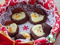 Три вида новогодней выпечки для подарка ингредиенты