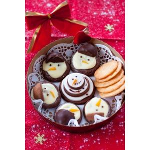Три вида новогодней выпечки для подарка
