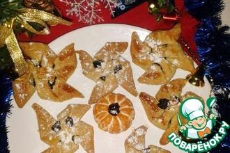 Рецепт: Финское Рождественское печенье