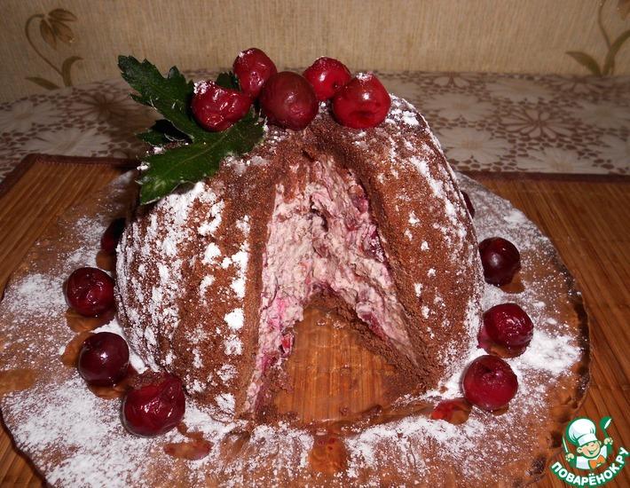 Рецепт: Цукотто-флорентийский десерт