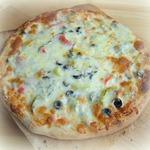 Пицца на закваске