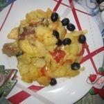Лосось по-средиземноморски – кулинарный рецепт