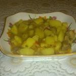 Картошечка с мясом
