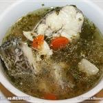 Суп из муксуна