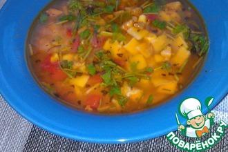 Рецепт: Суп домашний