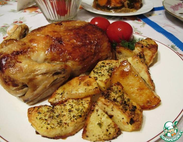 Рецепт: Курица С секретом