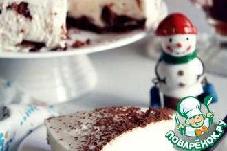 Рецепт: Торт а-ля Чизкейк