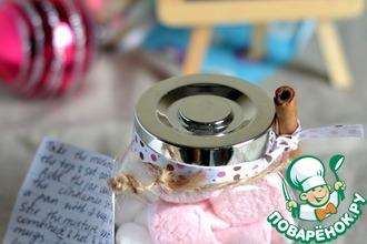 Рецепт: Подарочный набор для горячего шоколада