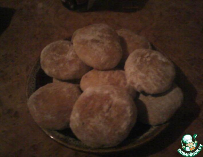 Рецепт: Веганское печенье