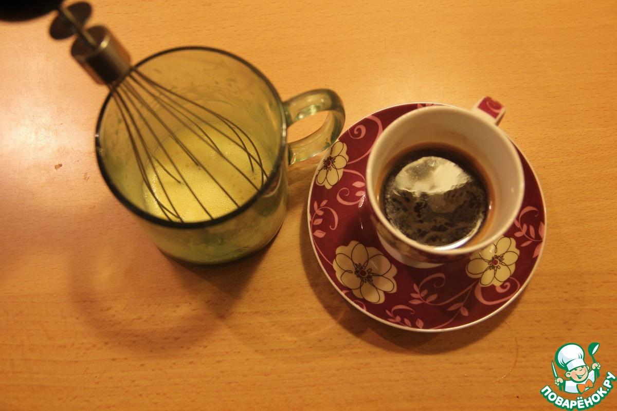Сырник кофейный