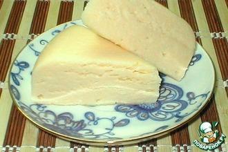 Рецепт: Сыры Сулугуни и Адыгейский