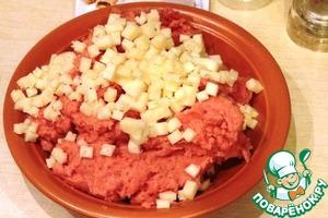 Мясное суфле с сыром – кулинарный рецепт