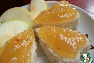 Рецепт: Яблочный джем Экономный