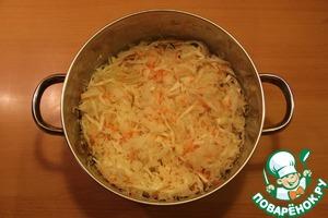 """Бигос """"Старопольский"""" – кулинарный рецепт"""