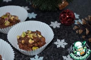 Рецепт Марципанно-инжирные конфетки
