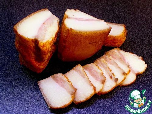 щеки свиные соленые