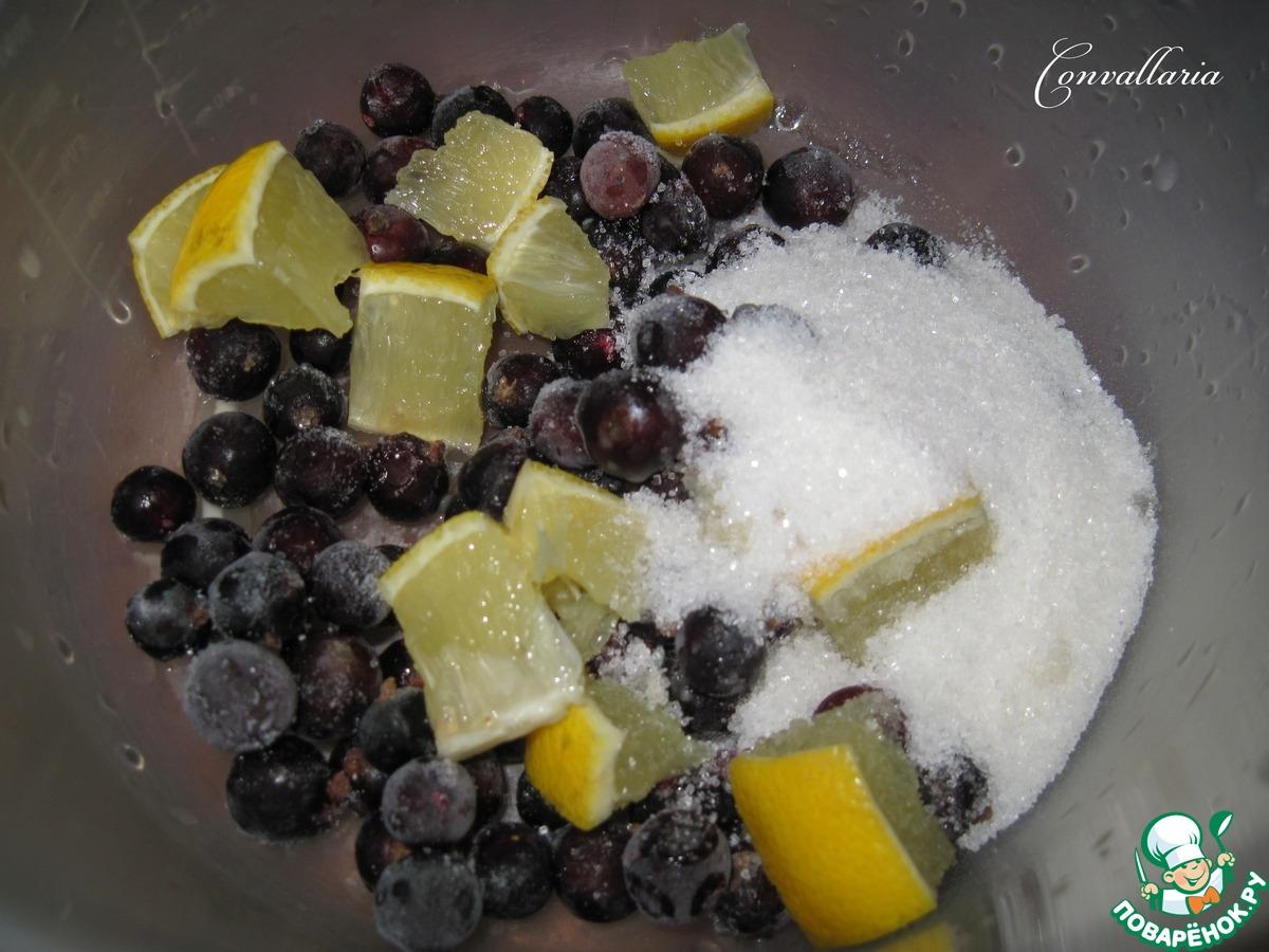 Творожный пудинг с ягодным топпингом