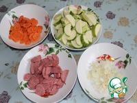 Суп с фасолью и клецками ингредиенты