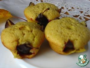 Рецепт: Итальянские кексы с грушей