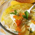 Суп с сельдереем Легкий