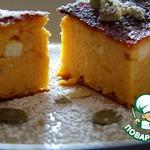 Тыквенныe пирожные-суфле