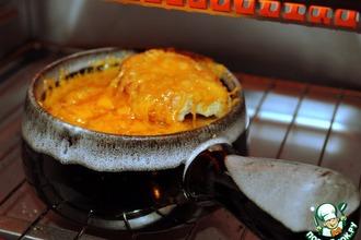 Рецепт: Крестьянский луковый суп