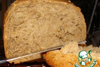 Рецепт: Хлеб с семечками