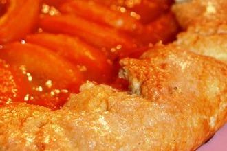 Рецепт: Кростата с абрикосами
