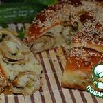 Хлеб по мотивам Сезам Скаллиони