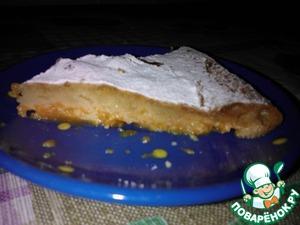 Рецепт Быстрый тыквенный пирог