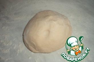 Рецепт: Тесто для пельменей заварное