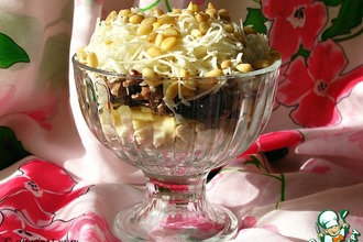 Рецепт: Салат «Княжеский»