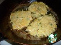 Куриные шницели в картофельной корочке ингредиенты