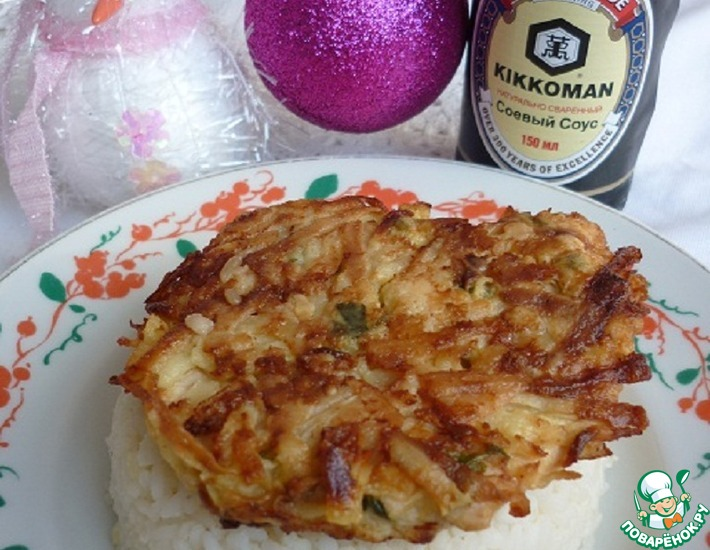 Рецепт: Куриные шницели в картофельной корочке