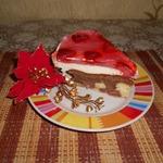 Сердечный торт