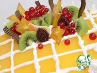 Торт Рождественская встреча ингредиенты