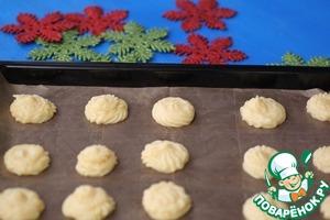 Профитроли с кокосовым кремом, пошаговый рецепт с фото