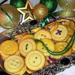 Имбирное печенье Пуговицы
