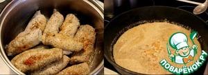 """Свиные пальчики """"Боеприпасы солдата"""", фаршированные грибами и сыром – кулинарный рецепт"""