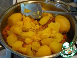 Суп с килькой в томатном соусе – кулинарный рецепт