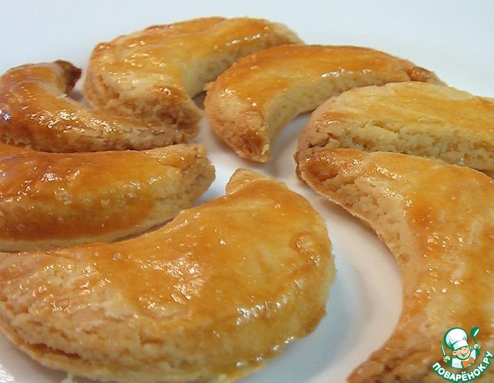 Печенье из сыра – кулинарный рецепт